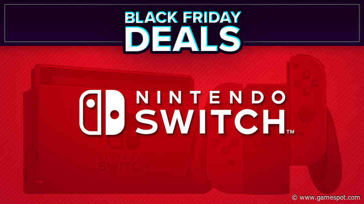 Best Nintendo Switch Black Friday Deals 2019 The Switch Lite Has An Excellent Price Right Now Games News Newslocker