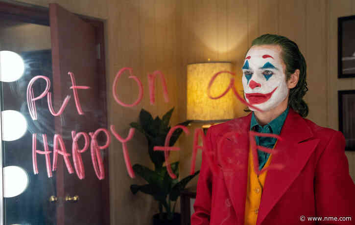 """Joaquin Phoenix improvised """"large parts"""" of 'Joker' by reacting to the score in real time"""