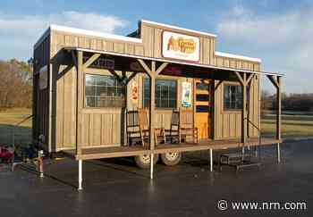 Cracker Barrel downsizes with tiny store promotion in NYC