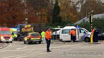 Fietser overleden na aanrijding met vrachtwagen in Haacht