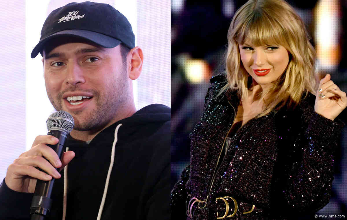 Scooter Braun says his family have received death threats following public fall out with Taylor Swift