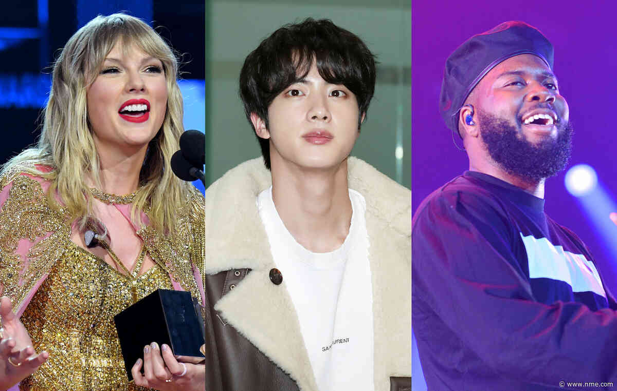 Taylor Swift, BTS, and Khalid lead winners at the American Music Awards 2019 –see the full winners list