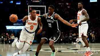 Illness could sideline Knicks' RJ Barrett for Toronto homecoming