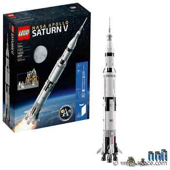 Black Friday Lego Deals: The Best Lego Ideas for Space Fans