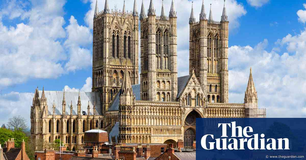 Stairways to heaven: Britain's top 10 cathedrals