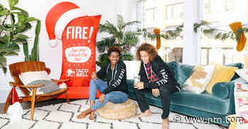 Taco Bell unveils holiday gift, clothing collection