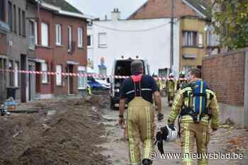 Arbeiders beschadigen gasleiding: woningen Molenstraat ontruimd