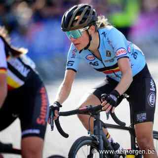 Belgisch topwielrenster Sofie De Vuyst test positief op doping
