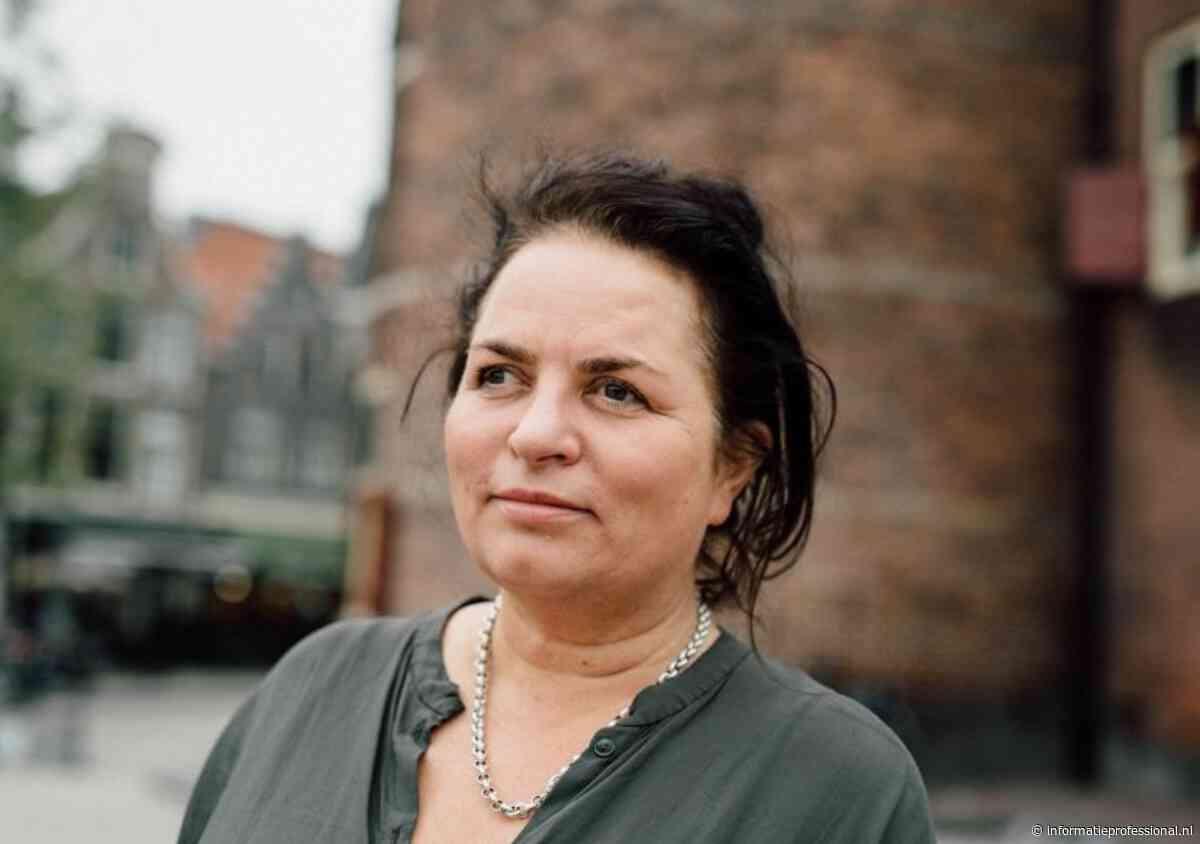 Marleen Stikker krijgt positieve privacyprijs 2019