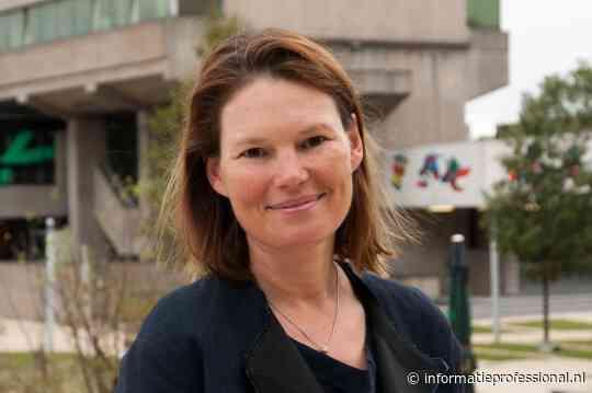 Claartje ter Hoeven benoemd tot hoogleraar Organisational Dynamics in the Digital Society