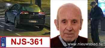 Politie op zoek naar Eric Missiaen (84)