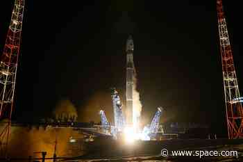 Russian Military Launches Secret Surveillance Satellite Into Orbit