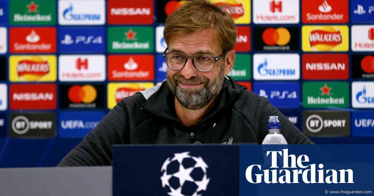 Jürgen Klopp brings up his century and aims for early Liverpool progress