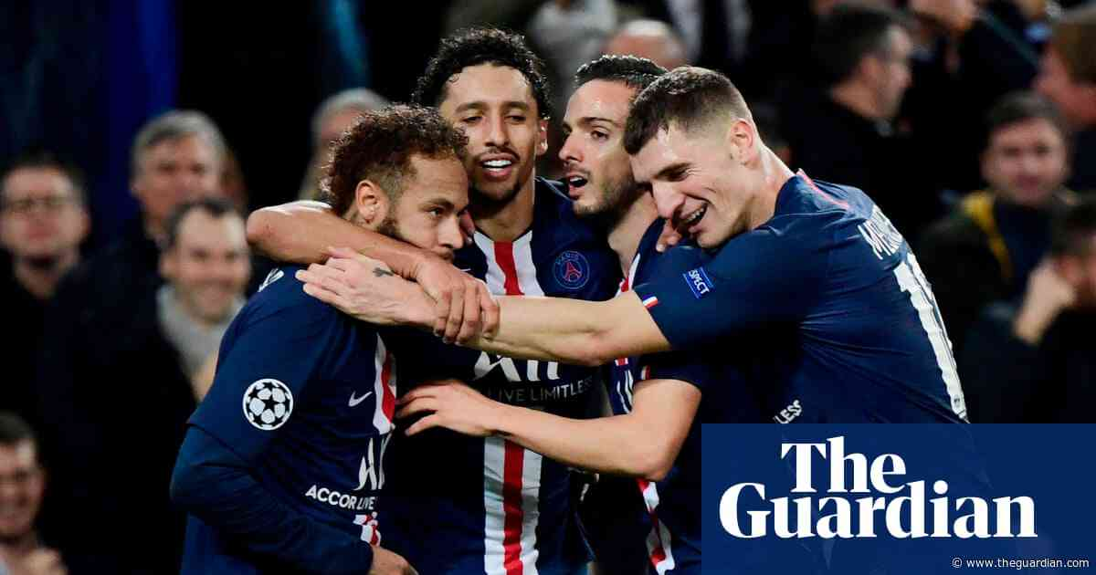 Sarabia completes late PSG comeback after Benzema's Real Madrid double
