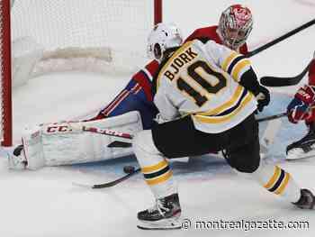Liveblog: Habs look to stop winless streak as they host Bruins