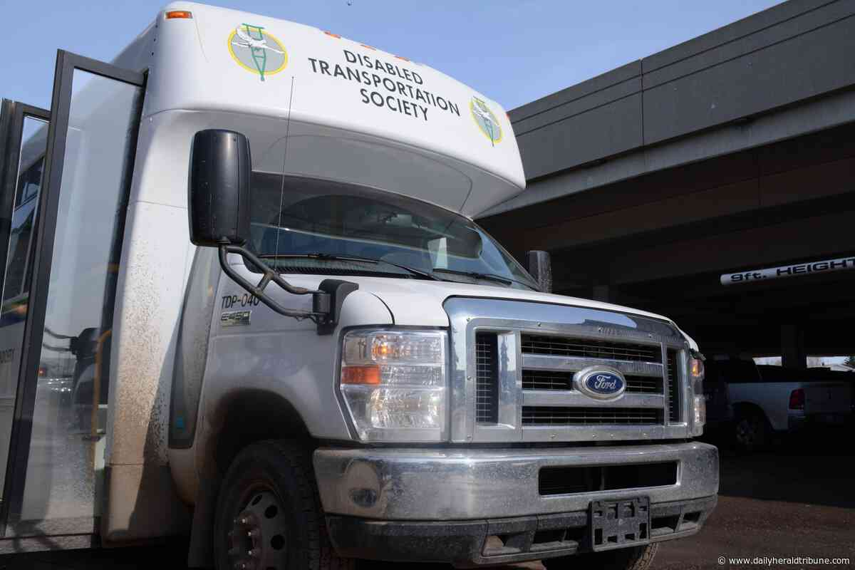 Accessible transit undergoing 'smooth' transition to city, more software training required