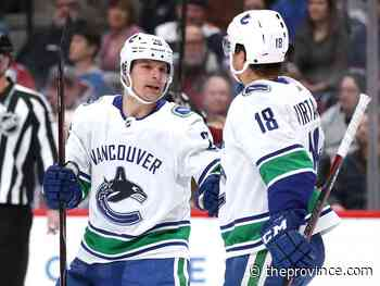 Conditioning loan for Canucks' Roussel points to looming roster rumble
