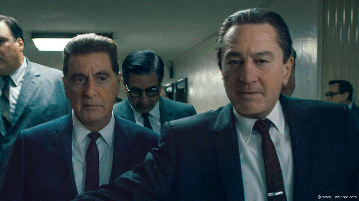 'The Irishman' Is a Frontrunner in All These Oscars Categories