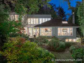 A smokin' pad: Tommy Chong's West Vancouver home can be yours for $7 million
