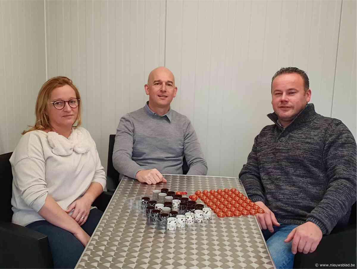 Producent chocoladegarnituren verhuist en hoopt op forse groei naar dertig werknemers
