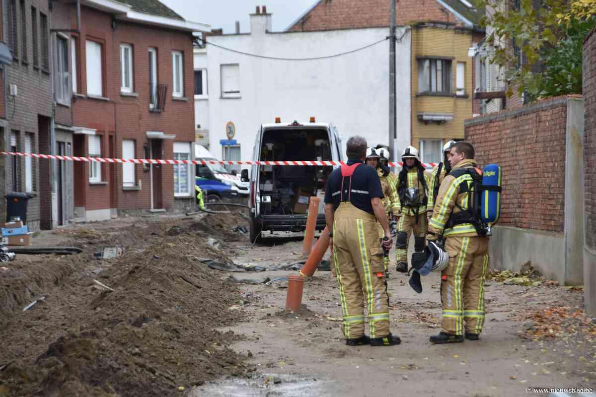 Tien woningen ontruimd nadat arbeiders leiding hadden beschadigd