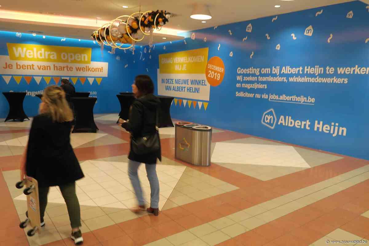 Albert Heijn opent 18 december met exclusieve parking voor klanten