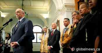 British Columbia becomes 1st Canadian province to pass UN Indigenous rights declaration