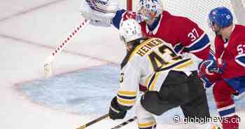 Call of the Wilde: Ghosts of last season linger as Canadiens ripped apart by Boston Bruins