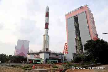 Webcast Replay! India Just Launched 14 Satellites Into Orbit
