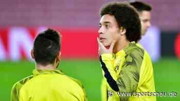 Dortmund visiert sportlichen Neustart in Barcelona an