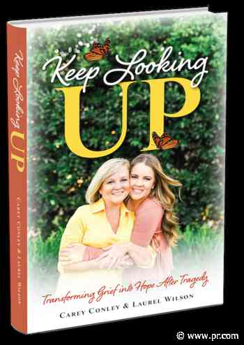 "Conley Book Tour of ""Keep Looking Up""  is #1 New Release and Amazon Best Seller"