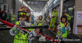 Ready, Set, Ski! In China, Snow Sports are the Next Big Thing