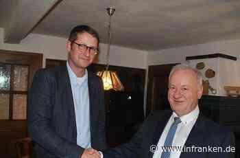 Fränkische Schweiz: Steffen Lipfert will als Bürgermeister vorangehen