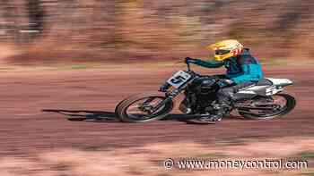 Royal Enfield unveils custom Himalayan-based FT11 for flat track school