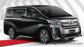 Toyota Vellfire India launch confirmed: What to expect