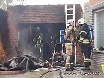 Veel schade door uitslaande brand
