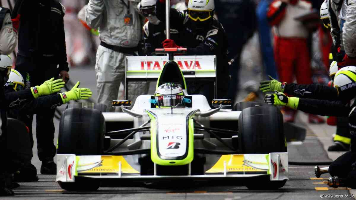 The untold stories of Brawn GP: How close the fairy-tale came to never happening