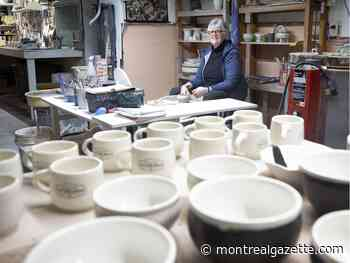Susan Weaver expands her pottery horizons during a time of transition