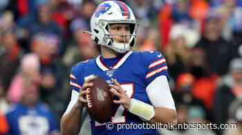 Bills like results they've seen from no-huddle offense