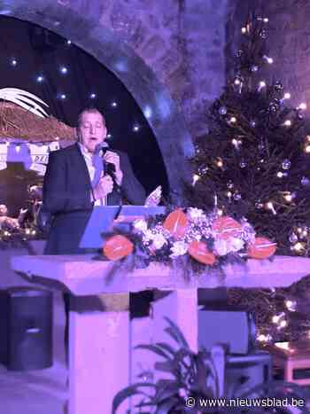Kerst Intermezzo voor Senn in kerk van Hoksem