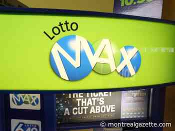 New $50M Lotto Max winner in Quebec and 5 winning tickets about to expire