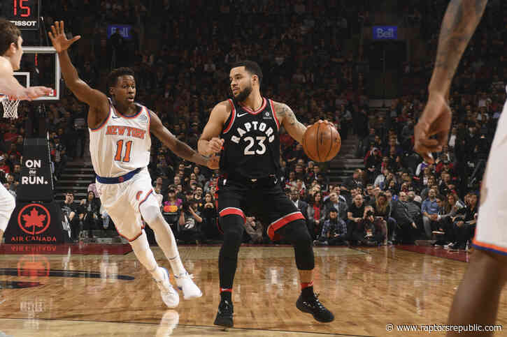 Gameday: Knicks @ Raptors, Nov. 27