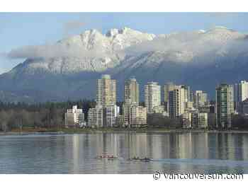 Vancouver Weather: Cold and blustery