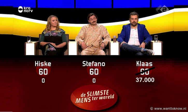 Klaas Dijkhof: 'De VVD ként geen moraliteit'..!!