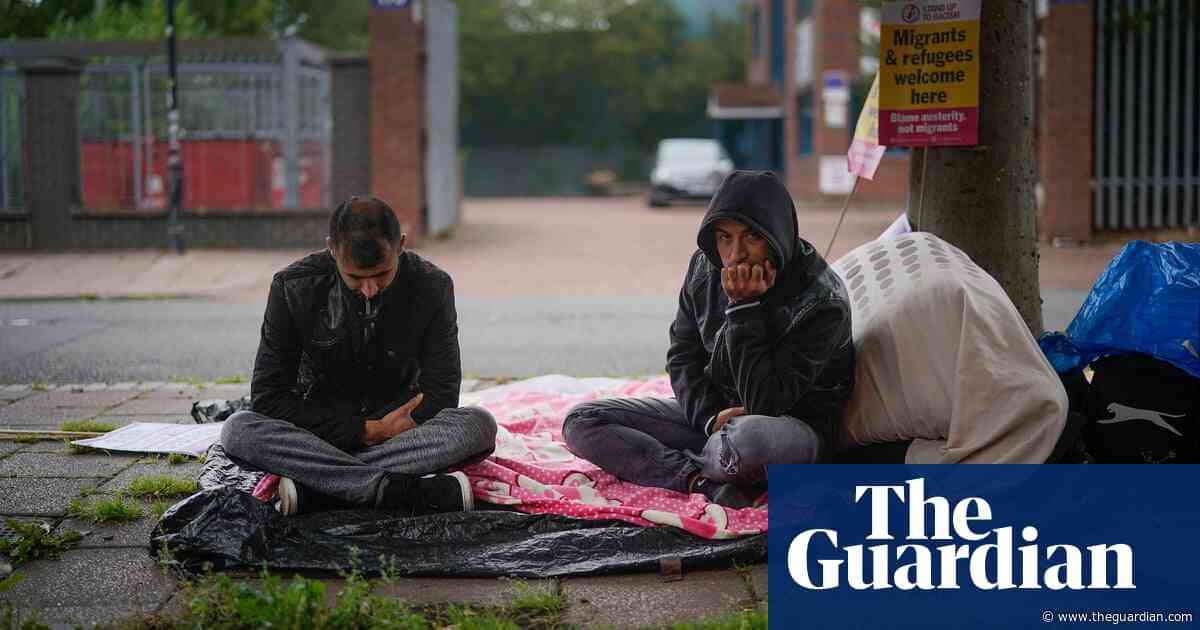 Glasgow faces homeless crisis with asylum seeker evictions set to begin