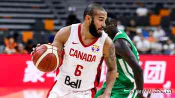 Canadian basketball men to face No. 7-ranked Greece in quest for Olympic berth