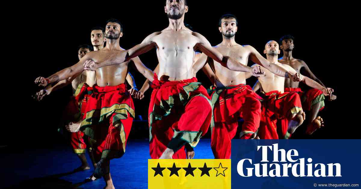 Darbar festival review – blazing celebration of Indian dance