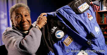 Barbara Hillary, 88, Trailblazer on Top (and Bottom) of the World, Dies
