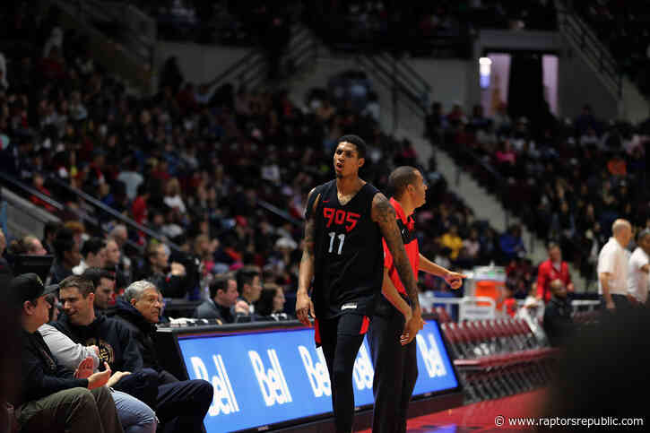 905 Defeat Windy City Bulls in Second Consecutive Win