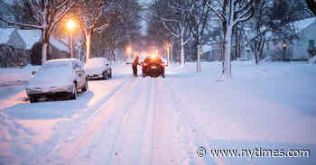 Thanksgiving Weather Live Updates: Minnesota Is Hit Hard by Snow